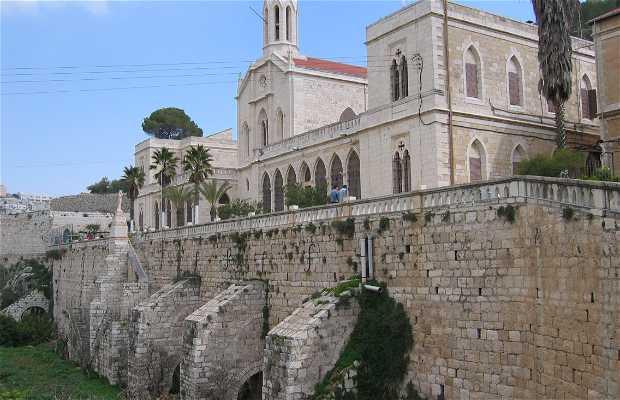 Santuario de Nuestra señora del Huerto