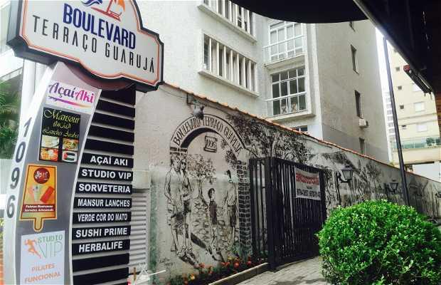 Boulevard Terraço Guarujá