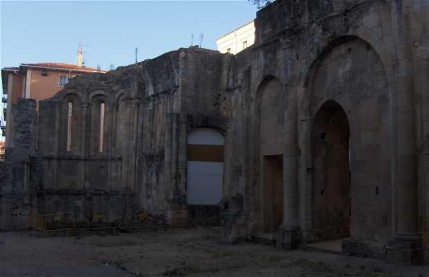 Ruins of San Nicolas