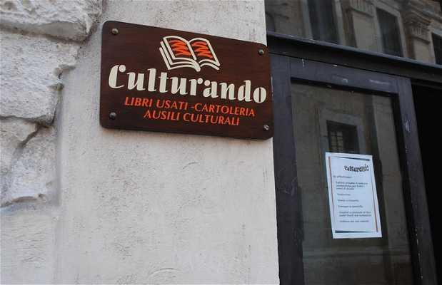 Libreria Culturando - CLOSED