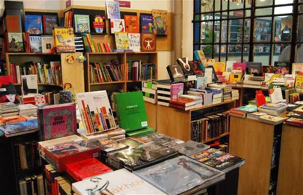 Librería Prometeo (barrio de Palermo Viejo)