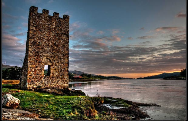 Torres de Catoira - Pontevedra