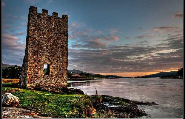 Towers of Catoira - Pontevedra