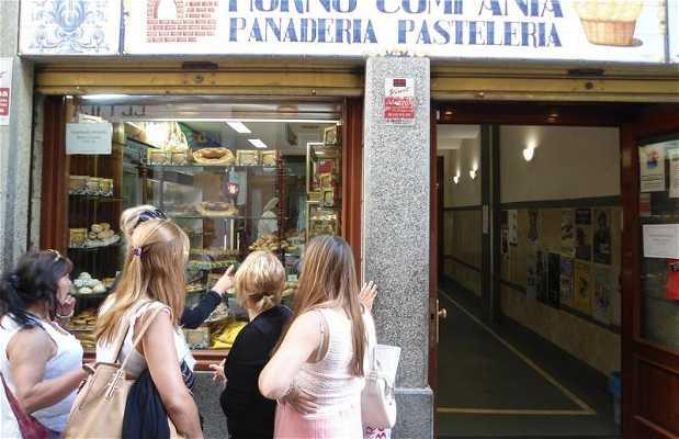 Pastelaria y confiteria Alameda Horno Compania