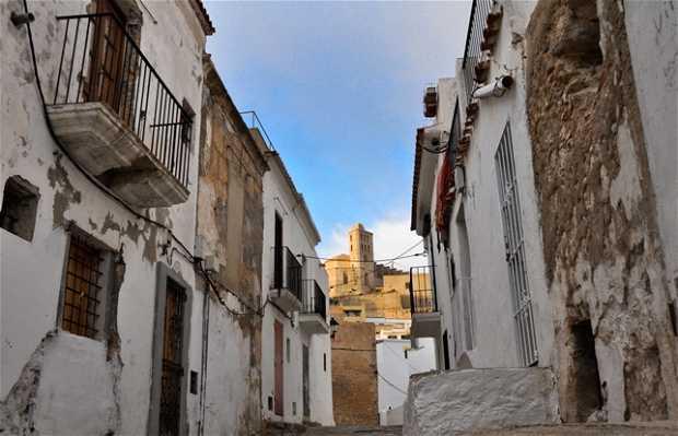 Barrio de Sa Penya