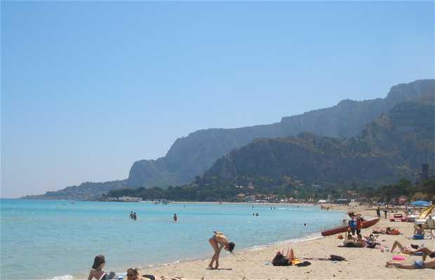 Playa de Mondello