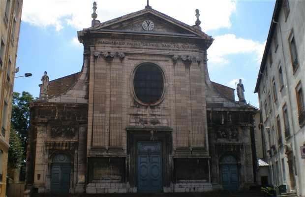 Iglesia Saint-Just