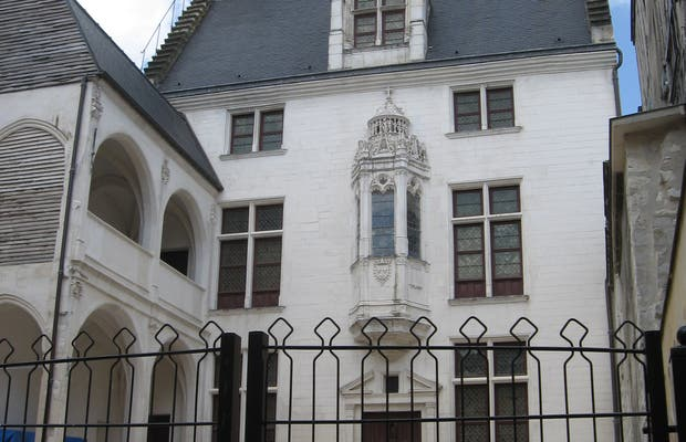 Hôtel Juvénal des Ursins