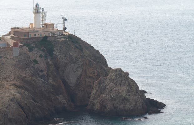 Cabo de Gata Lighthouse