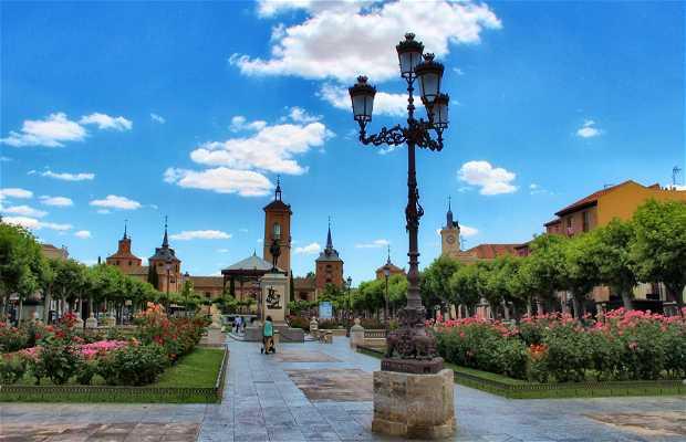 Plaza de Cervantes di Alcalà de Henares