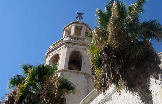 Sant Cristòfol Church
