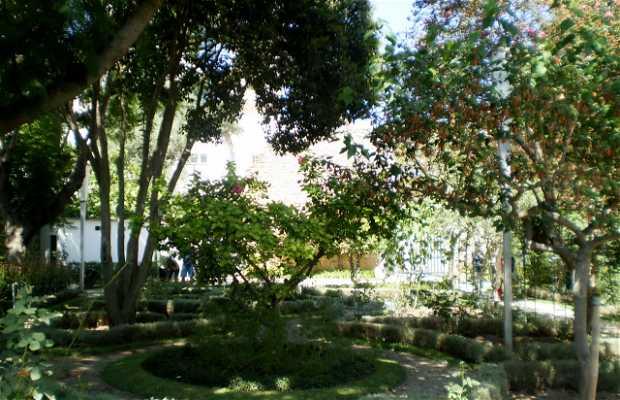 Jardín del Castillo (Jardín do Castelo)