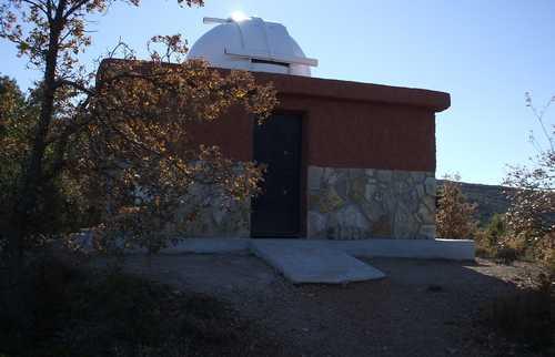 Observatorio Astronómico de Mantiel