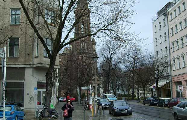 Zion Church - Zionskirche