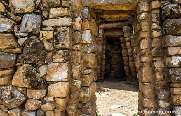 Palacio de Pilkokaina Inca