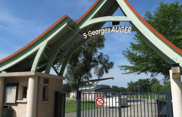 Parc des sports Georges Auger