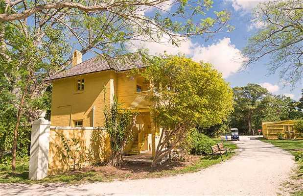 Caretaker's Cottage and Museum Shop