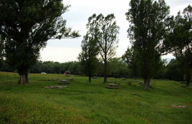 Recreational area Hontanares