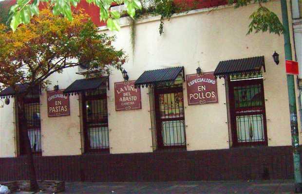 La Viña del Abasto - Restaurant
