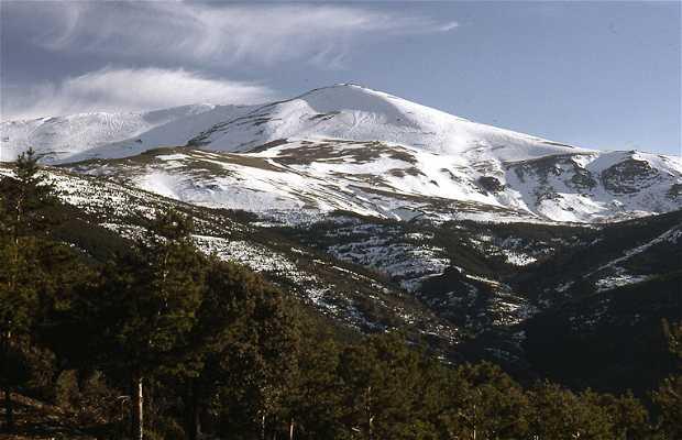 La travesía de Sierra Nevada