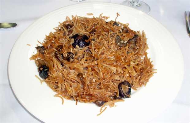 Restaurante El Trigal de la Martina
