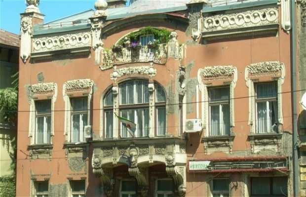 Edificios de Sarajevo