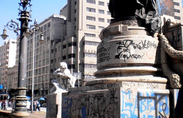 Monumento a Carlos Gomes