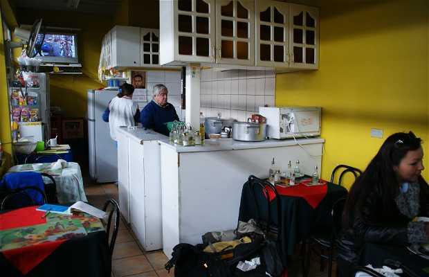 Restaurante Cocineria Las Audaces, Calama, Chili