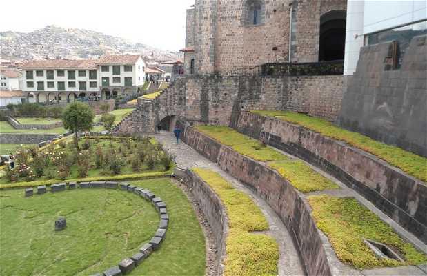 Jardines del convento santo domingo en cuzco 4 opiniones for Jardin del convento