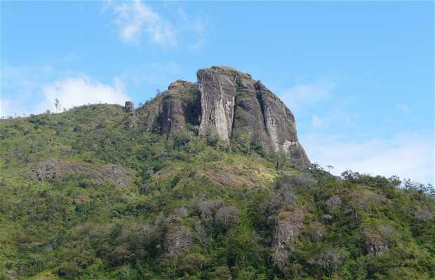 Montaña de Quirragua