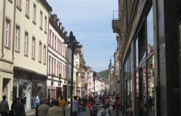Rue principale (Hauptstrasse)