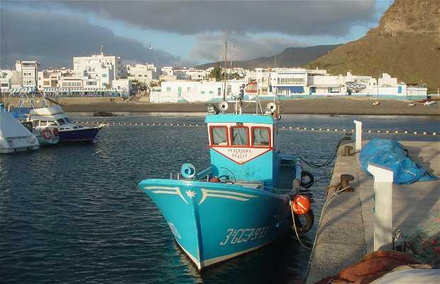 Port of Agaete
