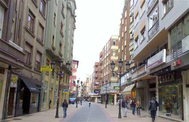 El Burgo (Calle Burgo Nuevo)