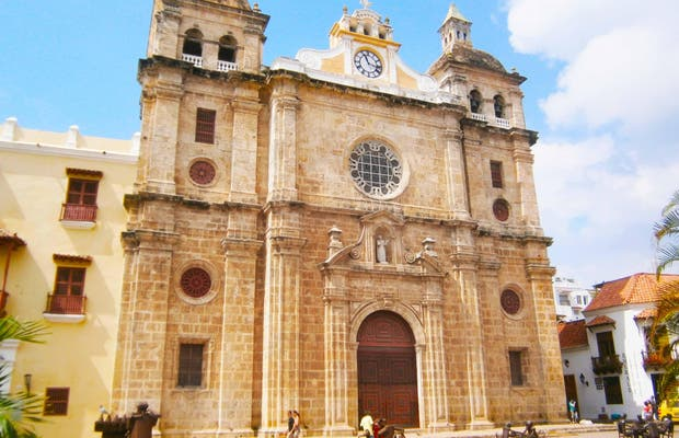 Church and convent of San Pedro Claver