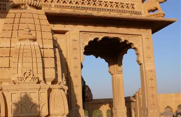 Temples jaïns de Jaisalmer