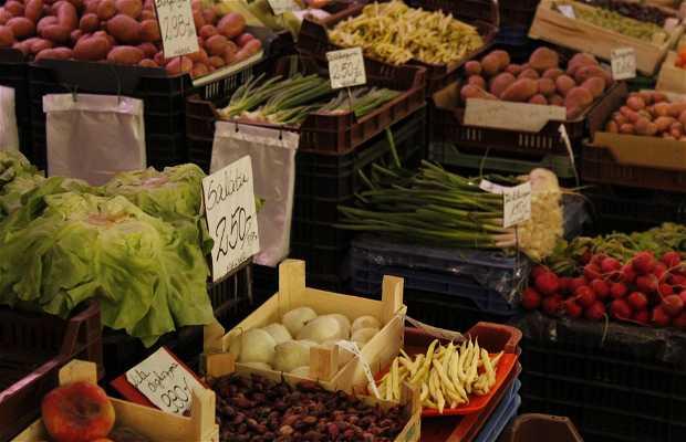 Mercado de Gyöngyös