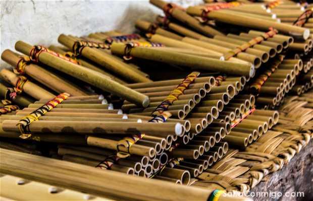 Taller de Instrumentos Andinos Nañda Mañachi