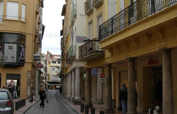 Centre-historique de Perpignan