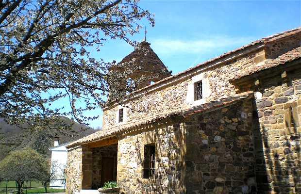 Una Iglesia Románica en Coladilla
