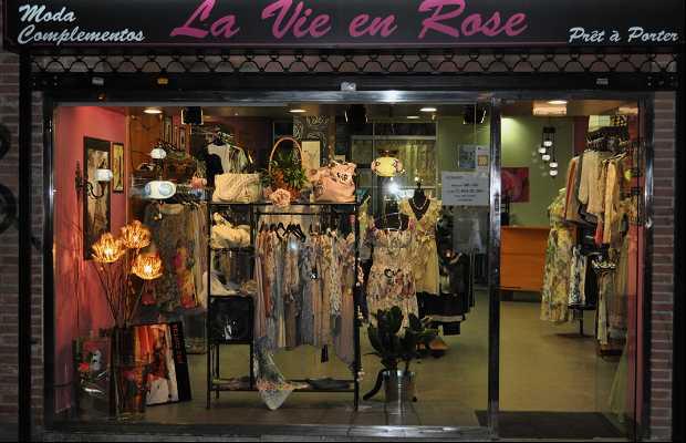 Tienda De Moda La Vie En Rose