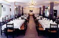 Le restaurant Entrelagos