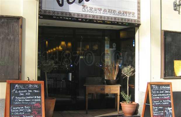 Meson-restaurante Jerónimo Jeromín