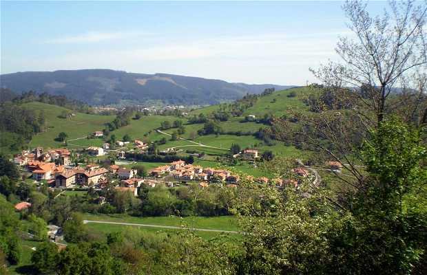 Valle de Toranzo (Alto Pas)