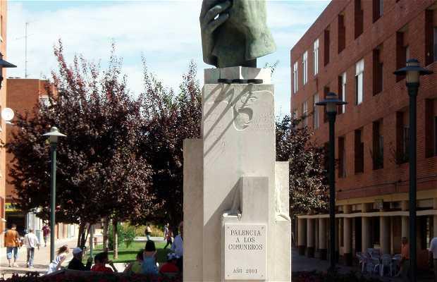 Monumento Homenaje a los Comuneros