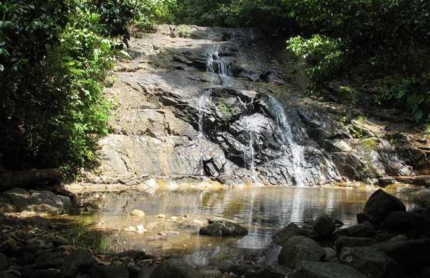 Ton Chongfa Waterfall