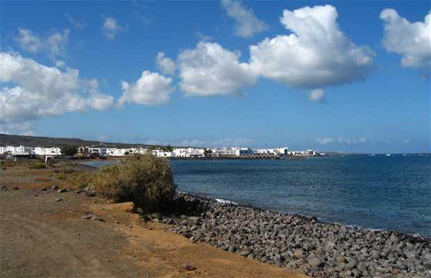 Playas de Orzola y Arrieta