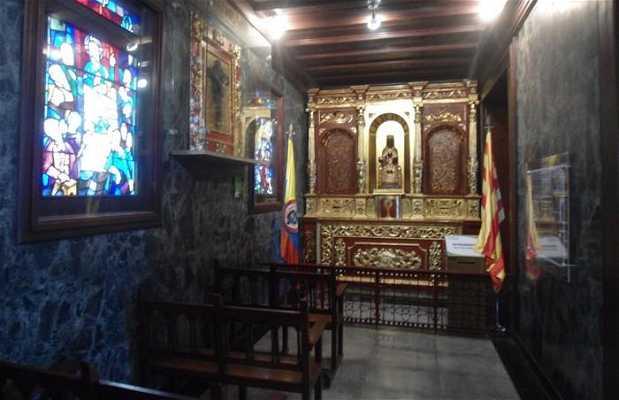 Capilla Virgen de Montserat