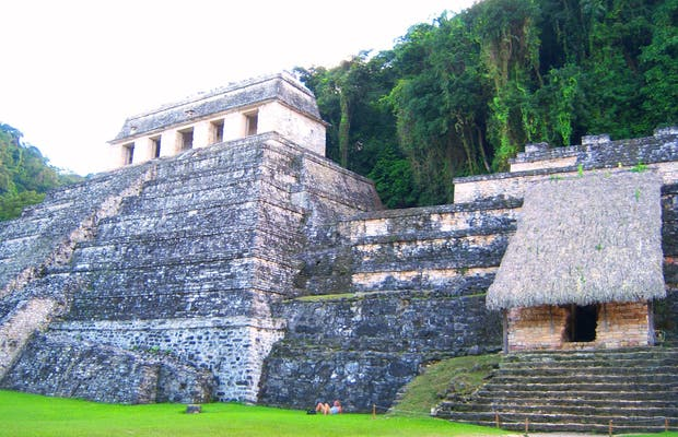 Temple XIII palenque
