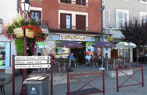Café de France - Chez Manu