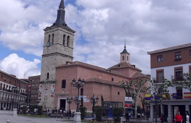 Iglesia arciprestal de san juan evangelista de torrej n de for Trasteros en torrejon de ardoz